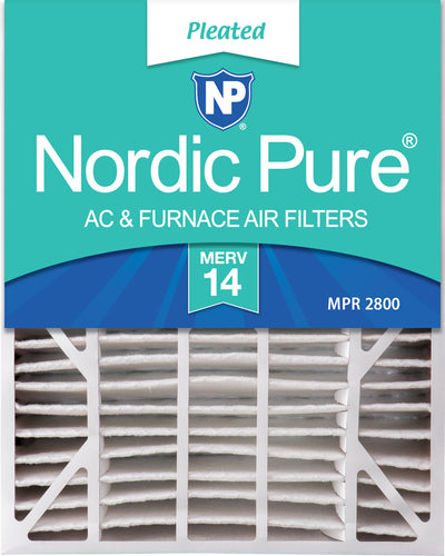 20x25x6 Aprilaire Space-Gard 2200 Replacement Part 201 MERV 14 Air Filters 1 Pack