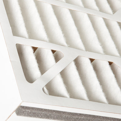 Air Bear 16x25x5 (4 7/8) Replacement 266649-105 MERV 14 Air Filters 4 Pack