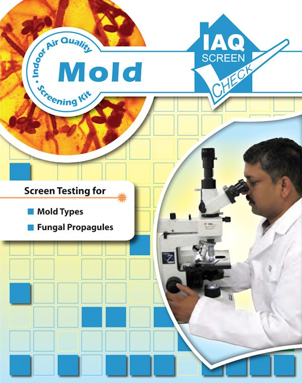 Mold Screen Check Kit Pack of 1