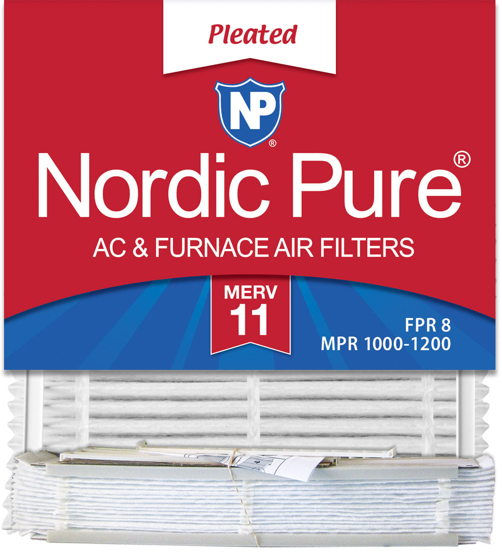 Aprilaire Space-Gard Replacement Air Cleaner Filter 213/210 Accordion 2 Pack