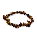 Tiger Eye Crystal Chip Stone Bracelet