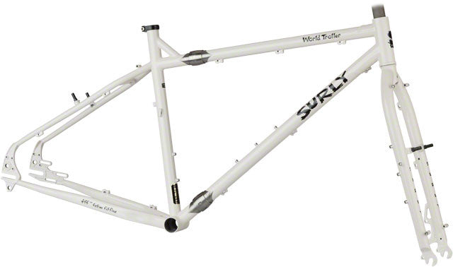 Surly World Troller Frame & Fork