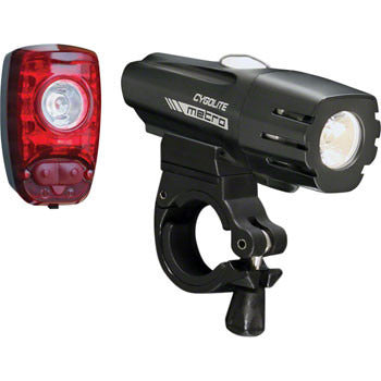 Cygolite Metro 400 and Hotshot 50 USB Rechargeable Headlight and Taillight Set