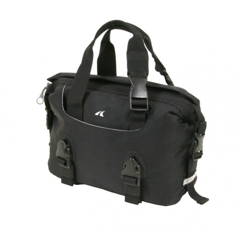 Detours: Phinney Rack/Handle Bag, black