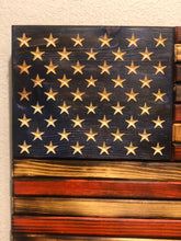 Load image into Gallery viewer, Wooden American Flag (Small)