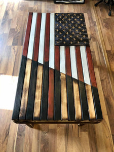 OldGlory/Redline Firefighter Table