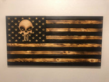 Load image into Gallery viewer, Punisher Flag
