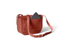 Load image into Gallery viewer, Handmade Crossbody Bag | Saddle Heritage