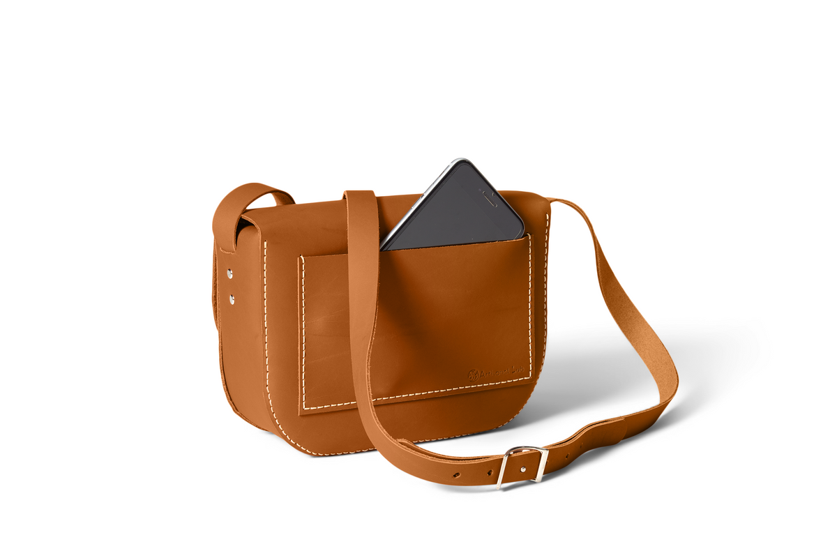 Handmade Crossbody Bag | Saddle Heritage