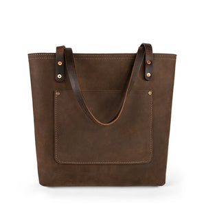 The Rocks Shoulder Tote | Crazy Weathered