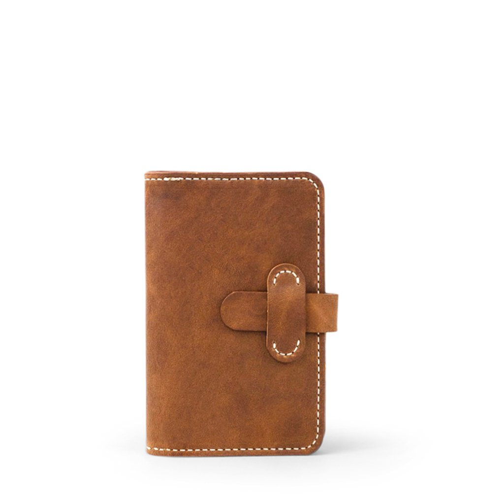 Leather Field Notes Passport Cover | English Tan-05