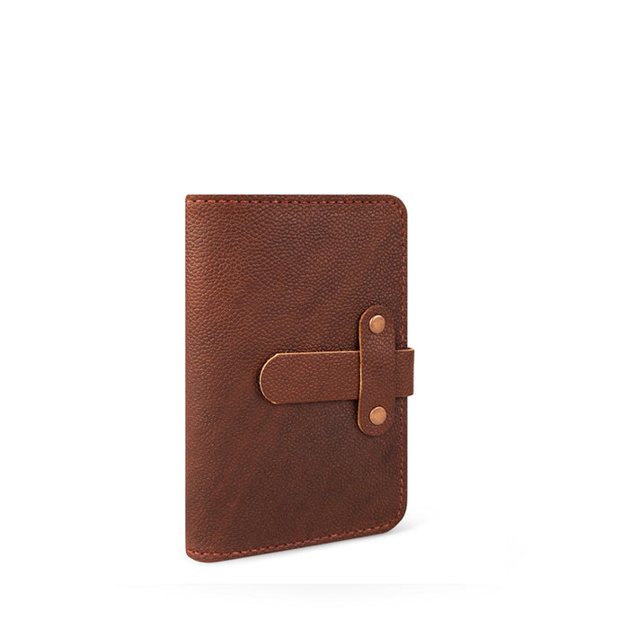 Leather Field Notes Passport Cover | FootBall Print-01