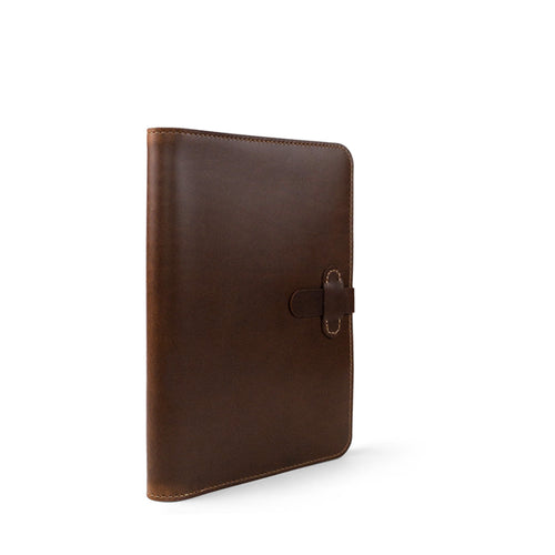 iPad Pro Case Dark Brown