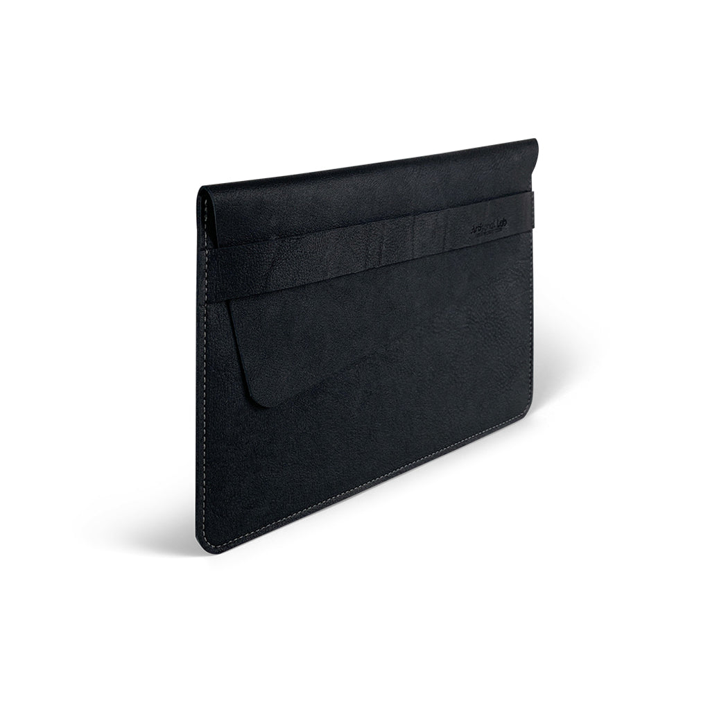 Leather Laptop Sleeves Black