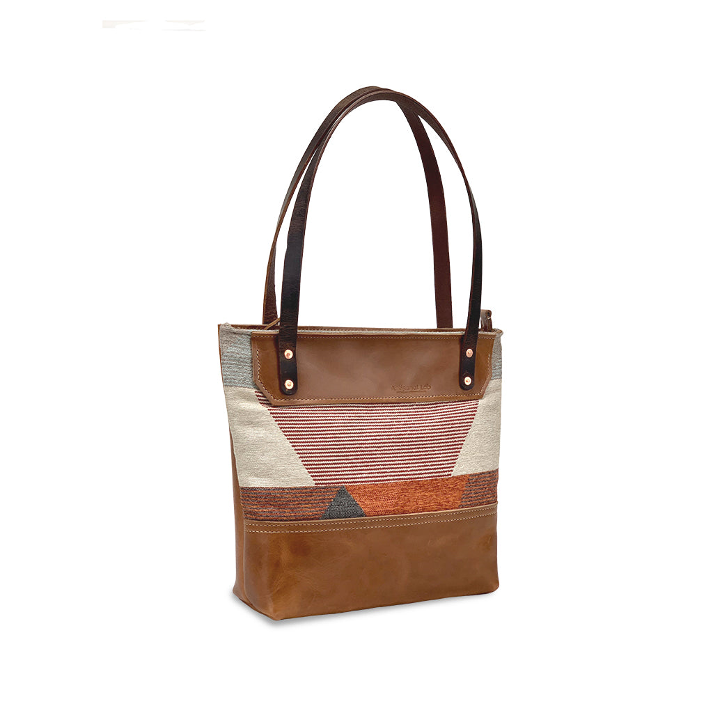 Brown Leather tote bags and purses | Tan 01