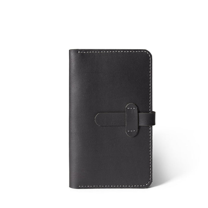 Leather Handmade  Moleskine cover | Black Harvest