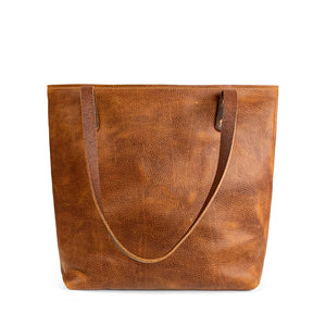 Leather Handmade shoulder Bag | Sunset Rage