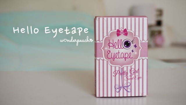Review : Hello Eyetape double eyelid