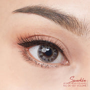 SPARKLE 6D MINK FALSE EYELASHES   (แพค 3 คู่)