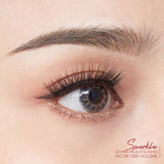 SPARKLE 6D MINK FALSE EYELASHES NO.05
