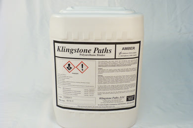 Klingstone Paths Amber Patented - 5 Gallon Container