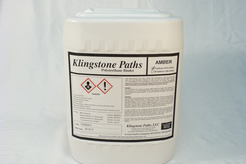 Klingstone Paths Amber Patented - 5 Gallon Container - Gravel Binder
