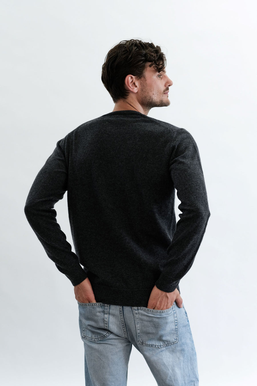 Cashmere Sweater v2.0