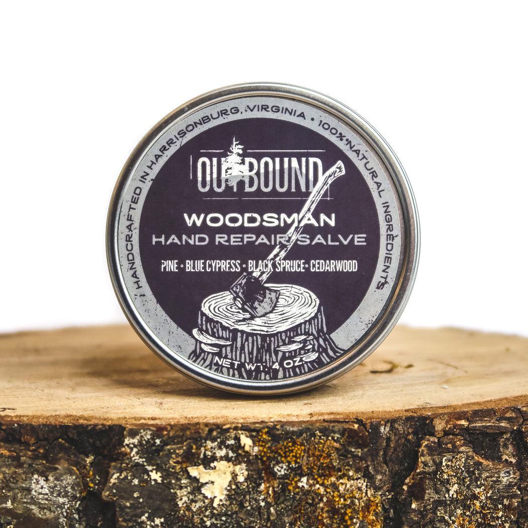 Hand Repair Salve - Woodsman