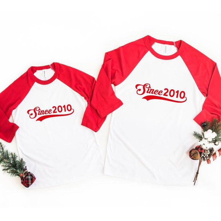 Valentines Couples Baseball T-Shirts