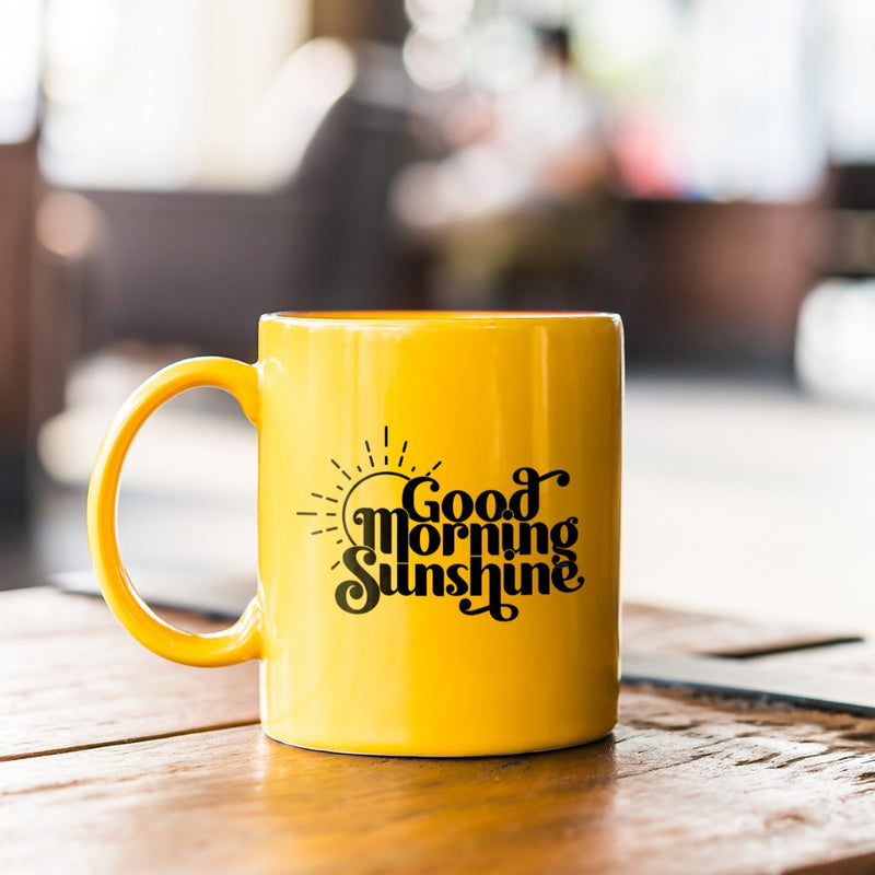 Goodmorning Sunshine Mug