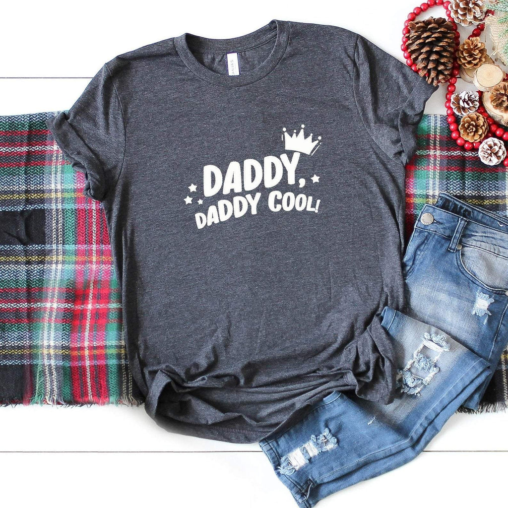 Father's Day T-shirt Gift | Daddy Cool T-shirt
