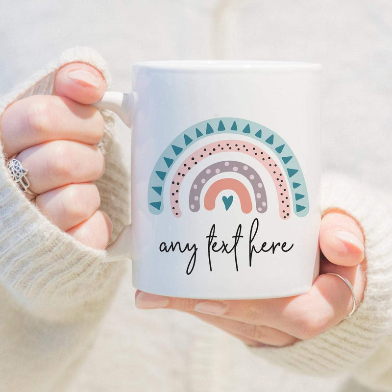 Friends Rainbow Mug | Social Distance Gift
