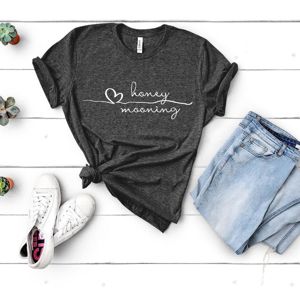 Honeymooning Shirt | Honeymoon Bride Shirts