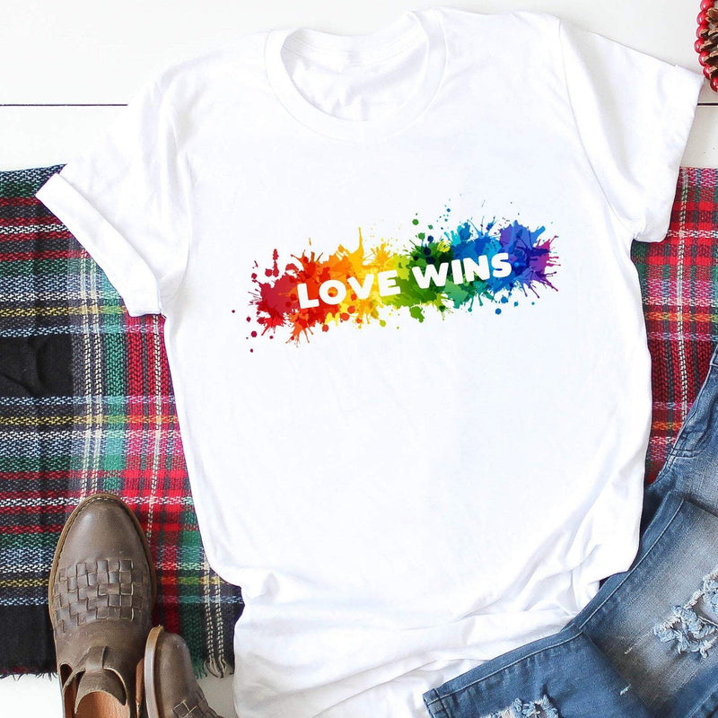 Love Wins Pride T-Shirt