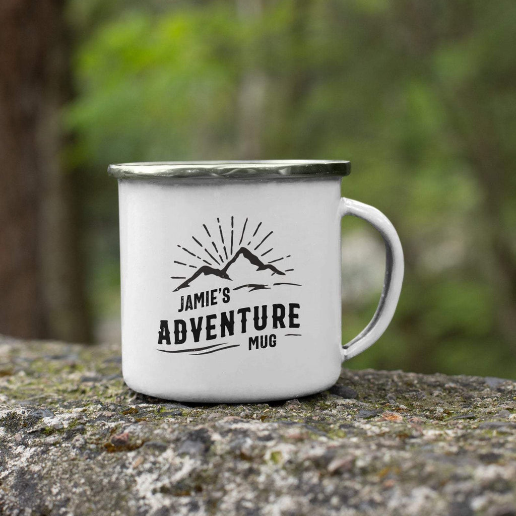 Personalised Adventure Mug