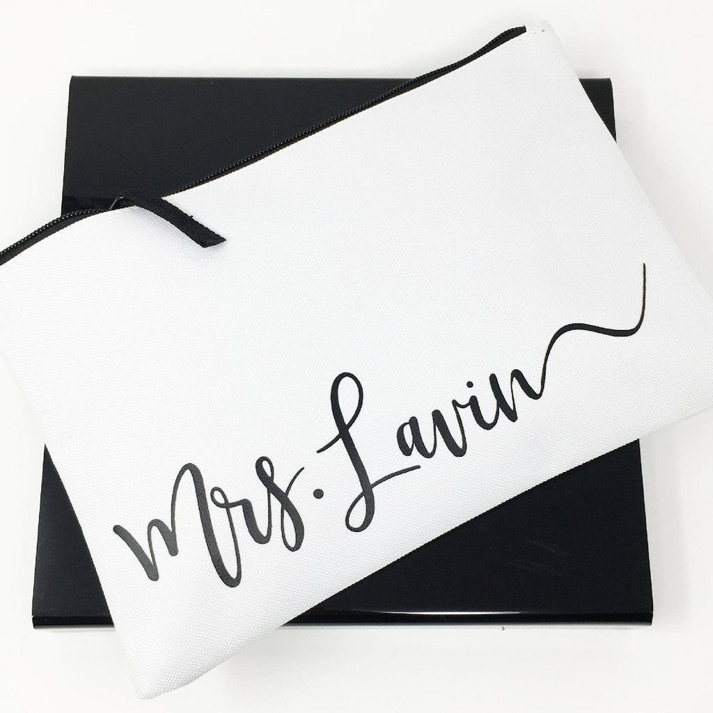 Personalised Clutch with Name