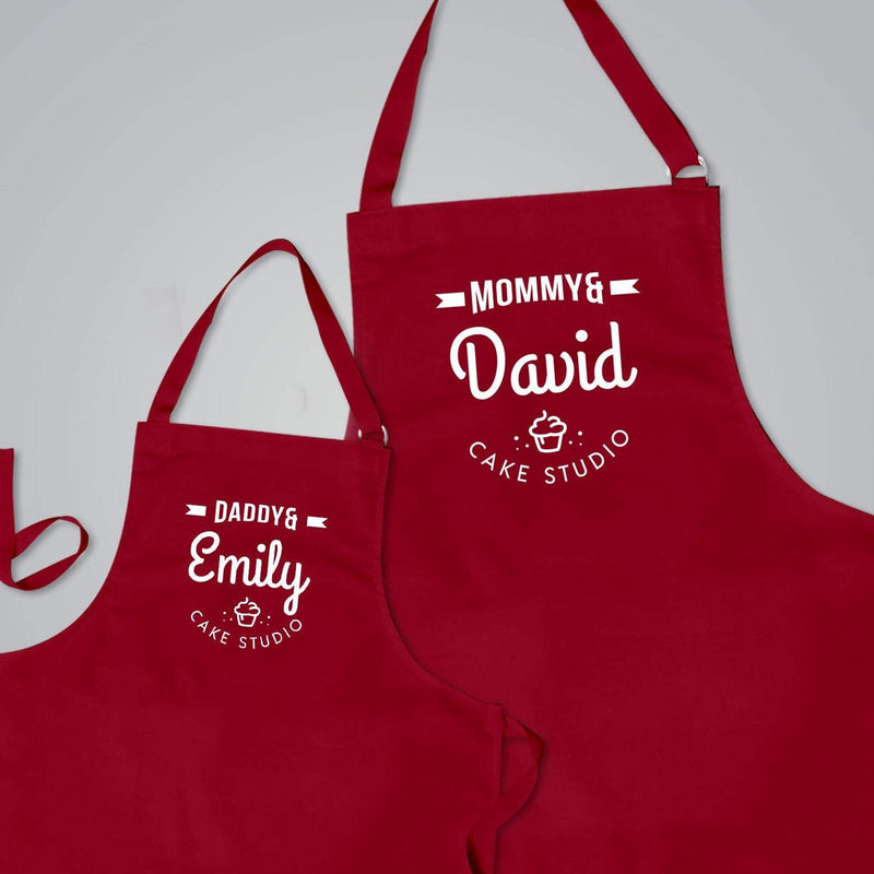 Personalised Family Apron | Kid's Apron