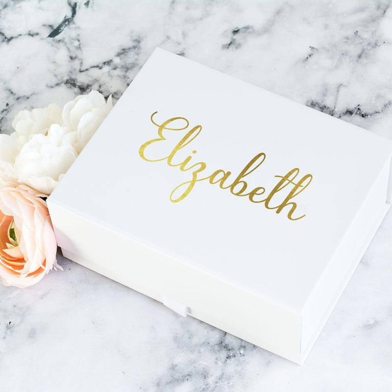Personalised Gift Box with Name | Custom Gift Box