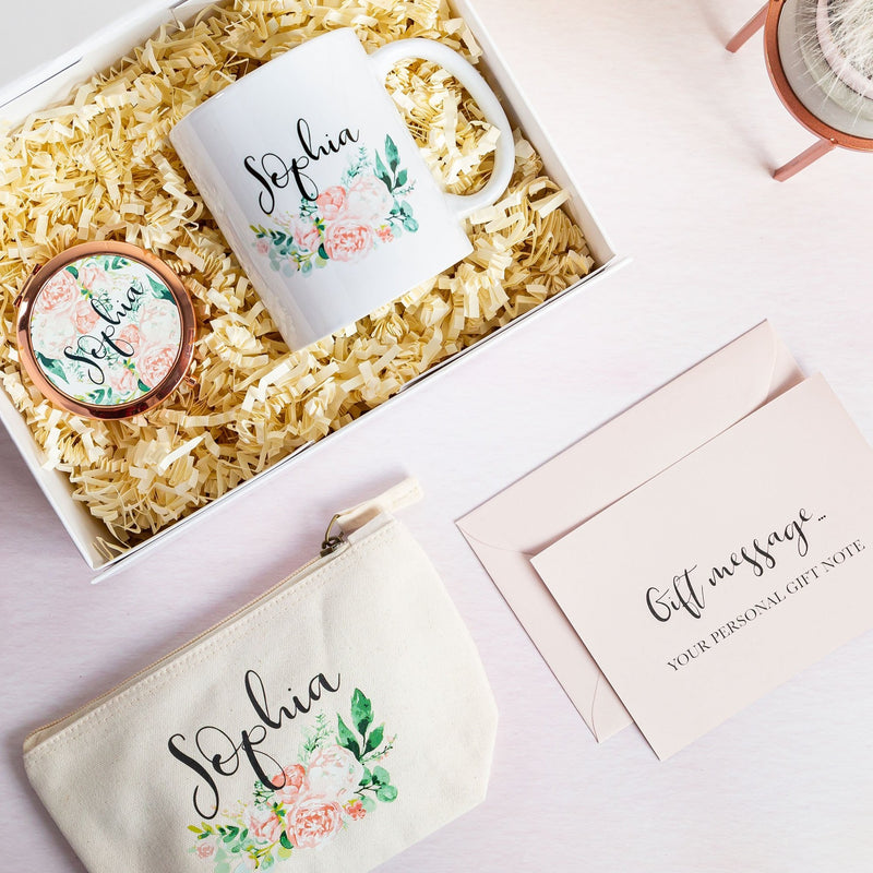 Personalised Gift Set for Woman