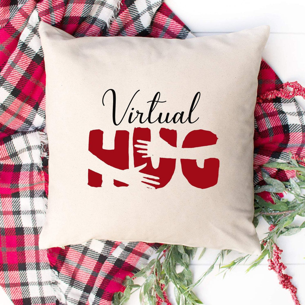 Virtual Hug Cushion Cover | Social Distancing Gift