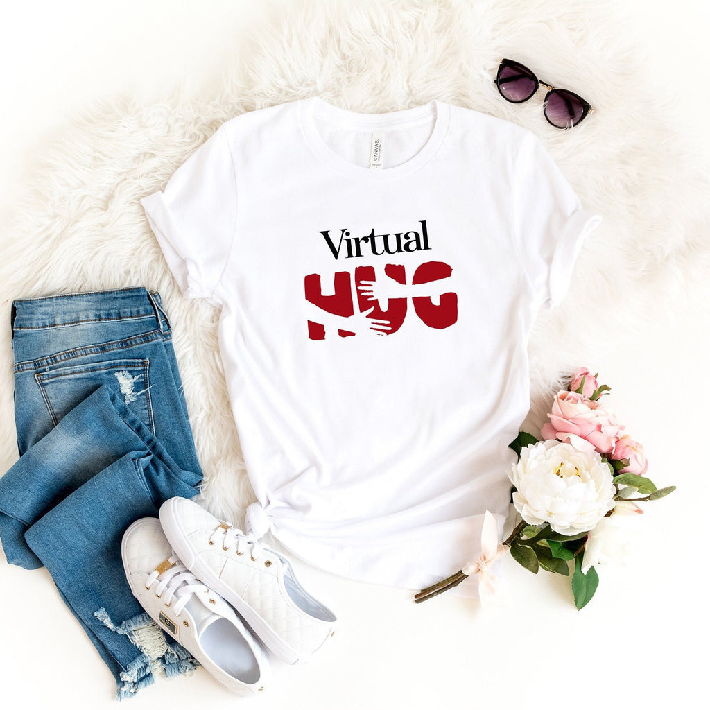 Virtual Hug T-shirt | Send A Hug Gift