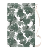 Beer Hops Leaves Print Laundry Bag