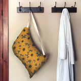 Black Eyed Susan Maryland State Flower Laundry Bag