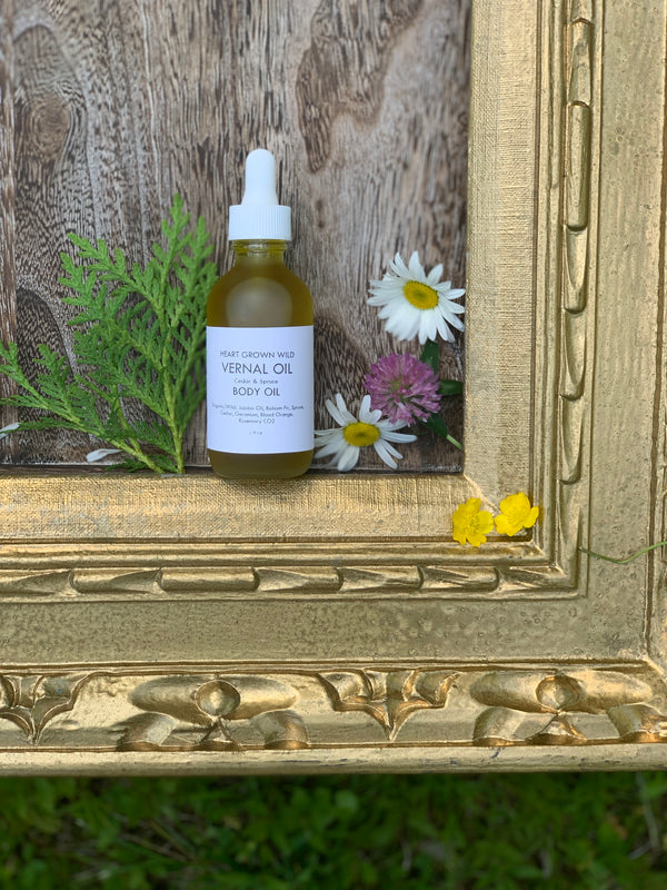 Vernal Oil - Seasonal Body Oil