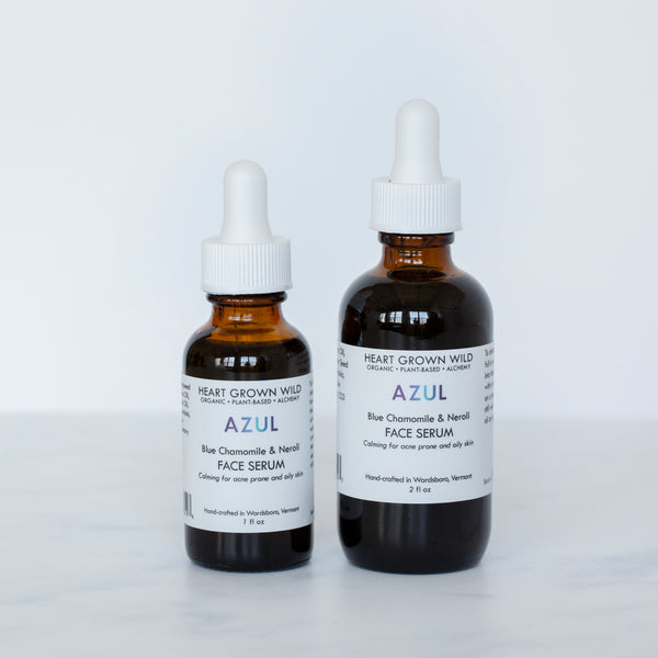 Azul Face Serum