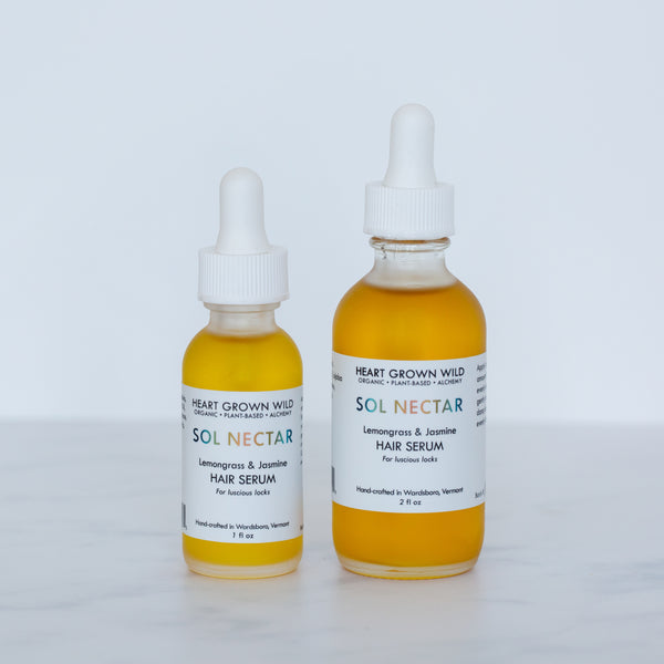 Sol Nectar Hair Serum