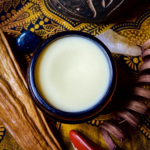 Botanical Shea Butter Cream 'Ivory'