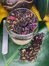 Load image into Gallery viewer, Hibiscus + Mint Tea 'Assam'