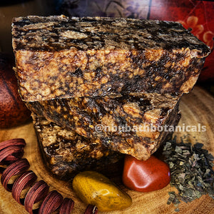 II RAW African Black Soap