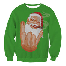 Load image into Gallery viewer, Autumn and Winter Christmas Pullover Round Neck Sweatshirt